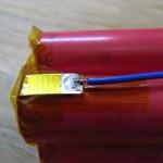 リチウムイオンバッテリー組立て5