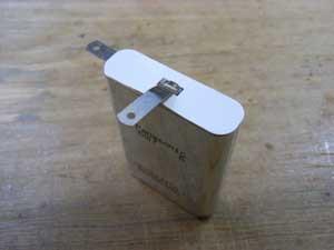 Panasonic製リチウムイオン電池 NCA103450
