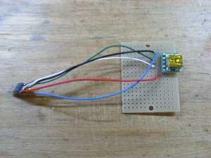 リチウムイオンバッテリー中継基板