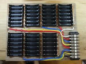 リチウムイオンバッテリーテストキット