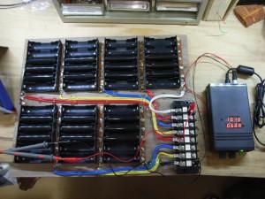 リチウムイオンバッテリーテストキット2