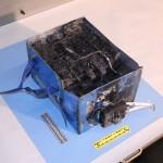 リチウムイオン電池 発火