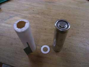 vマウントバッテリー 18650 30