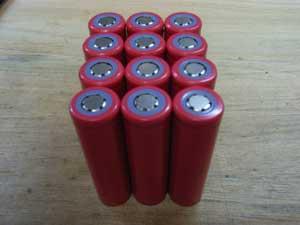 vマウントバッテリー 18650 31