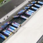 上海の電池工場