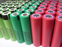円筒形リチウムイオン電池セル販売