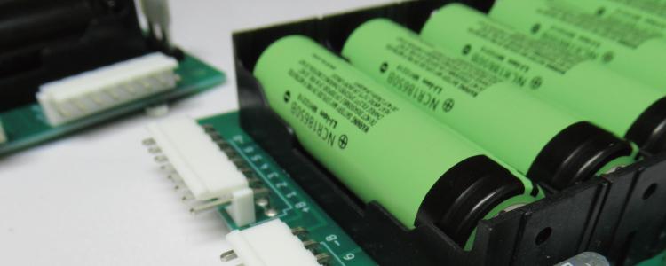 バッテリー開発用基板