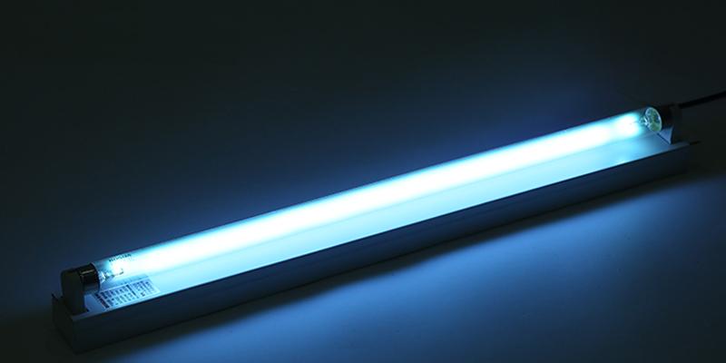 バッテリー搭載コロナウィルス殺菌灯